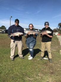 Caught some nice Red Drum and Trout ,