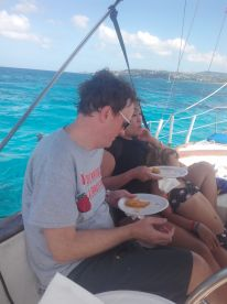 Half Day Snorkeling\/Fishing with Capt. Pinto & Wanda