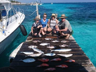 Greay fishermen