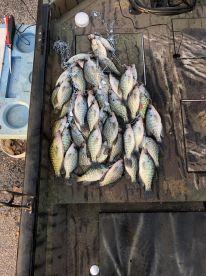 Fishing with Kris