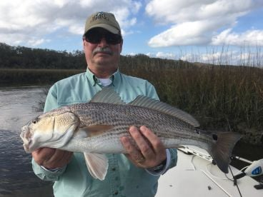 Flats Trip with Capt. Ron Schurr