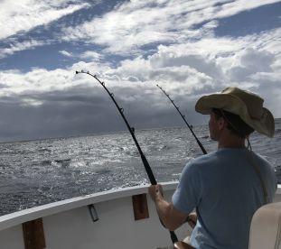 Best fishing trip! Everybody caught something!