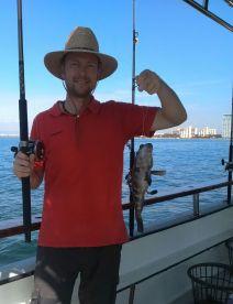 A successful fishing trip!