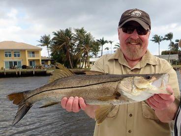 March fishing trip