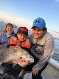 Fishing Trip with Capt. Grant Coppin