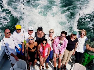 11 Happy Anglers
