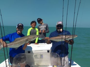 Half day trip with Capt Ron