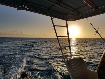 Wonderful Sunset Fishing Excursion!