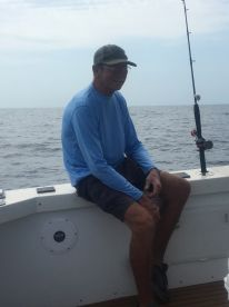 Fishing with Craig