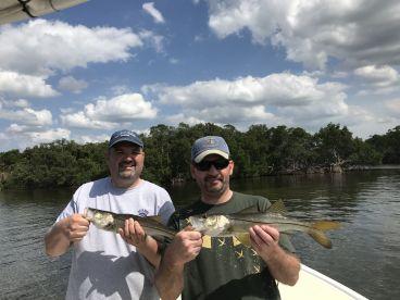 Fishing with Joel