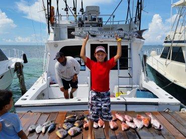 Best Deep Sea Fishing EVER!