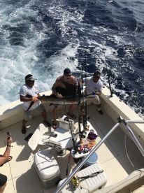 4 hour Captain Rick\u2019s Big Fish 48\u2019