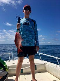 May fishing trip