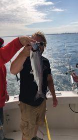 Offshore Fishing Ontario in June