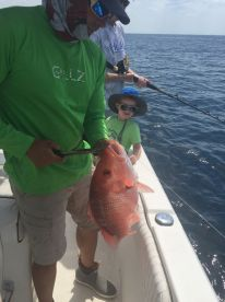 Fishing with Josh