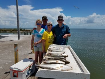 Awesome fishing trip with a great captain.  Thanks