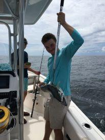 Fishing with Jacob
