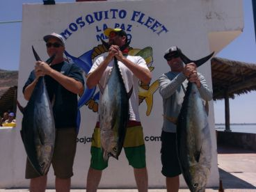 3 days fishing our captain was awesome