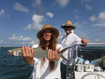 Half Day Fishing Trip with Captain Jim Klopfer