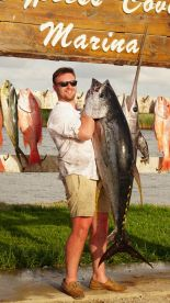 FISHING TRIP OF A LIFETIME with Tails Up Fishing Charters!!