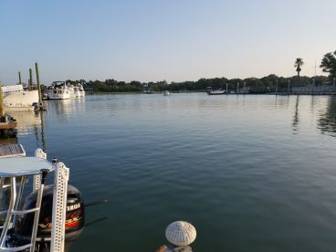 Half day trip with Charleston Fishing Adventures