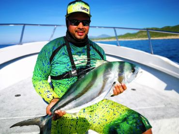 Full Day with Captain Lalo and Loic with Exotic\/Fish-Cabo