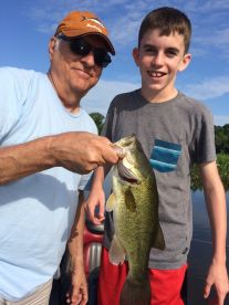 Half day trip with Capt. Kenny Penrod