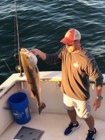 Fishing with Sal