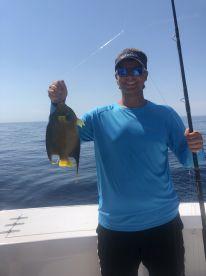 Deep Sea Fishing with Jason & Clay
