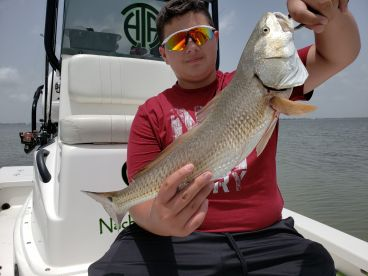 FISHING TRIP WITH HIGH TIDE ADVENTURE.   CAPT. TROY BUTLER