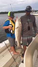 Half day fishing trip with Captain Zach