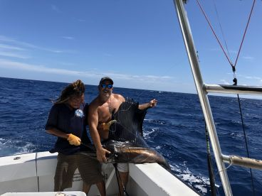 3\/4 trip with Captain Jose and first mate Louis , great trip good people