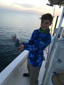 Full day trip inshore and offshore with captain Eric Davis