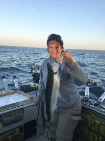 Fishing with Lloyd