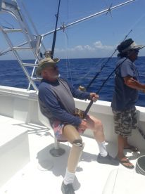 Half day trip on the Grand Slam in Cozumel.
