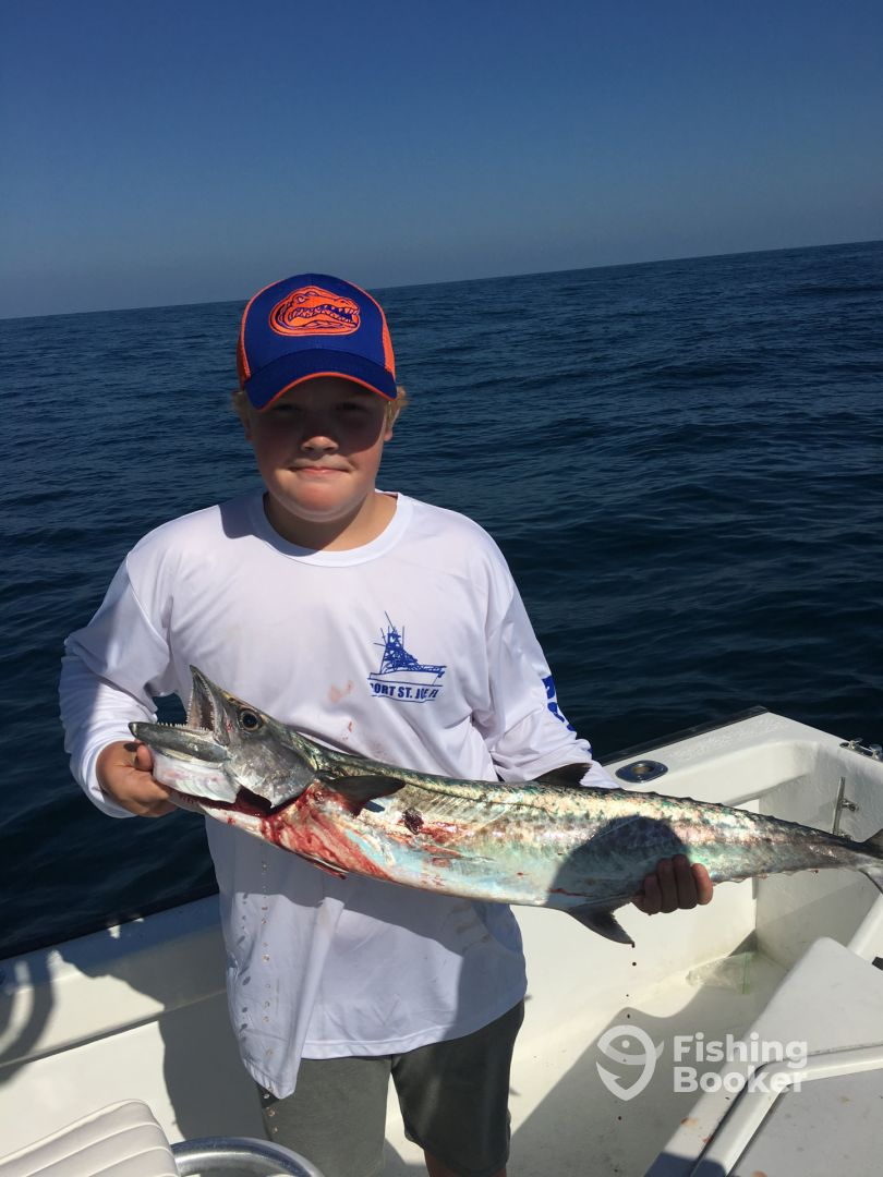 I just found Chapmans Charters on FishingBooker