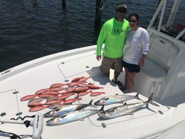Awesome fishing trip!