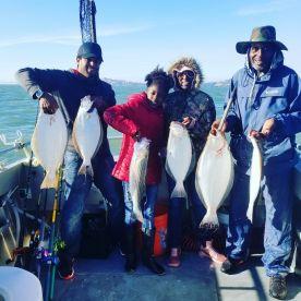 Full day halibut trip