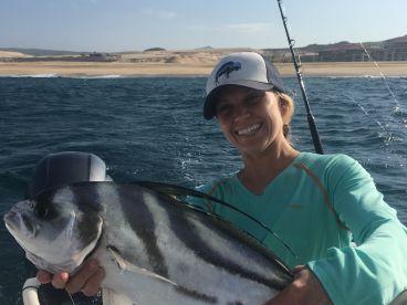 Fishing with KIMBERLY