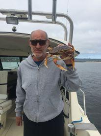 Crab trip with a BONUS