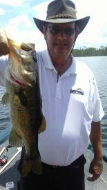 Some nice largemouth bass