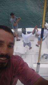 Half day trip with Captain Tito Gomez