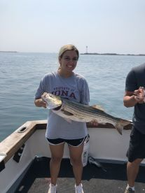 Half day fishing trip with Captain Richard