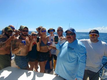Full Day Trip with Capt Rick