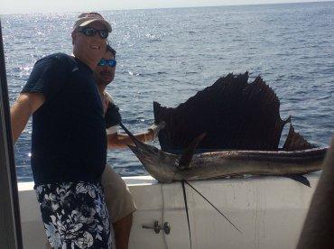 Full-day Deep-sea Charter