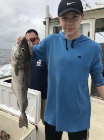 1\/2 day Coastal Fishing Charters trip