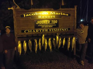 Trip with capt todd and crew