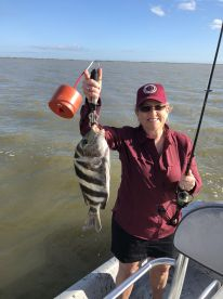 Full day trip with Capt. Mike Wakefield