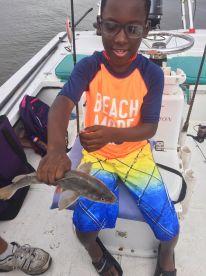 Half day fishing trip w\/ Capt David