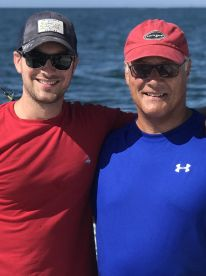 Great father and son time